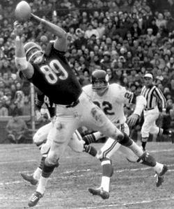 1963 Chicago Bears season 1963 season Bears defeat Vikings 287