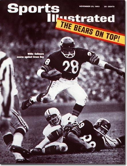 1963 Chicago Bears season 1000 images about Chicago Bears on Pinterest