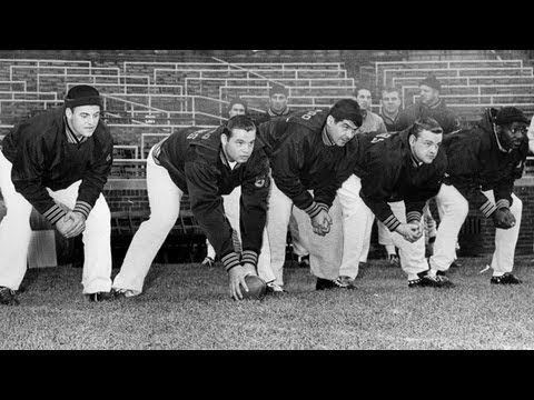 1963 Chicago Bears season 1963 Bears team reflects on championship YouTube