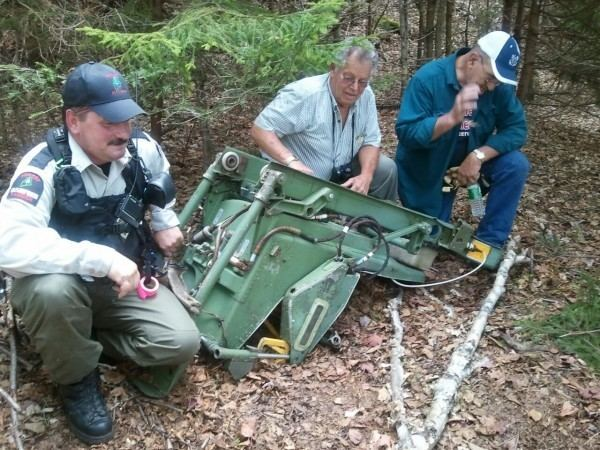 1963 Elephant Mountain B-52 crash 49yearold mystery solved Recovered B52 ejection seat was pilot39s