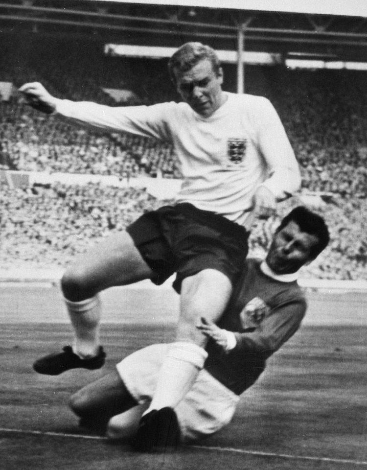 1963 England v Rest of the World football match