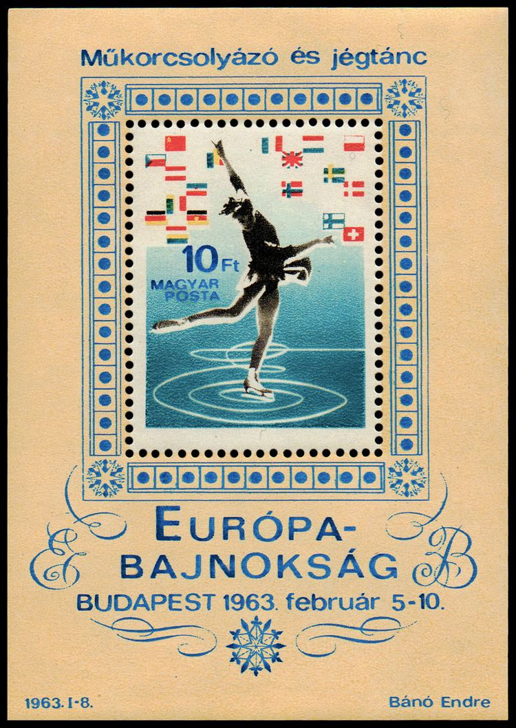 1963 European Figure Skating Championships