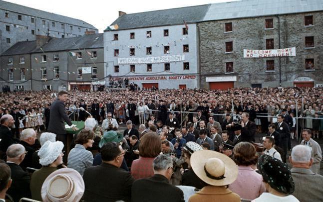 1963 in Ireland