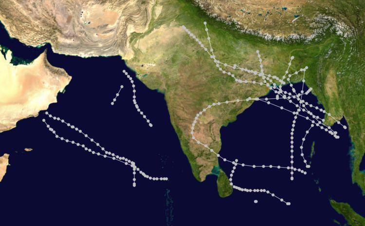 1963 North Indian Ocean cyclone season