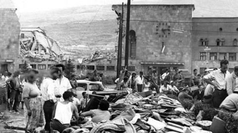 1963 Skopje earthquake 49 Years after the Disastrous Skopje Earthquake Macedonian News