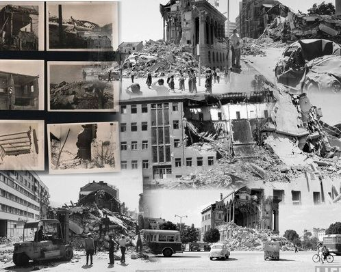 1963 Skopje earthquake Skopje39s earthquake Investigating the past