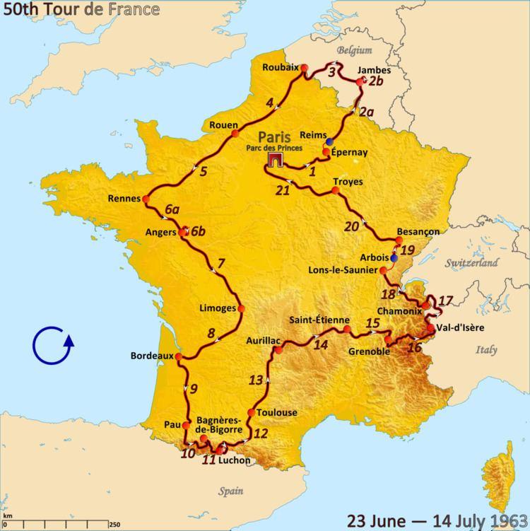 1963 Tour de France