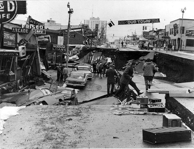 1964 Alaska earthquake httpsuploadwikimediaorgwikipediacommons44