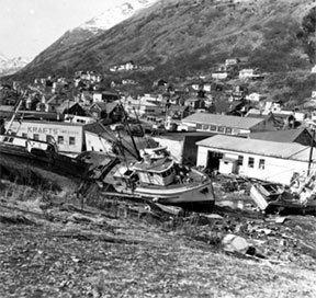 1964 Alaska earthquake The Great M92 Alaska Earthquake and Tsunami of March 27 1964