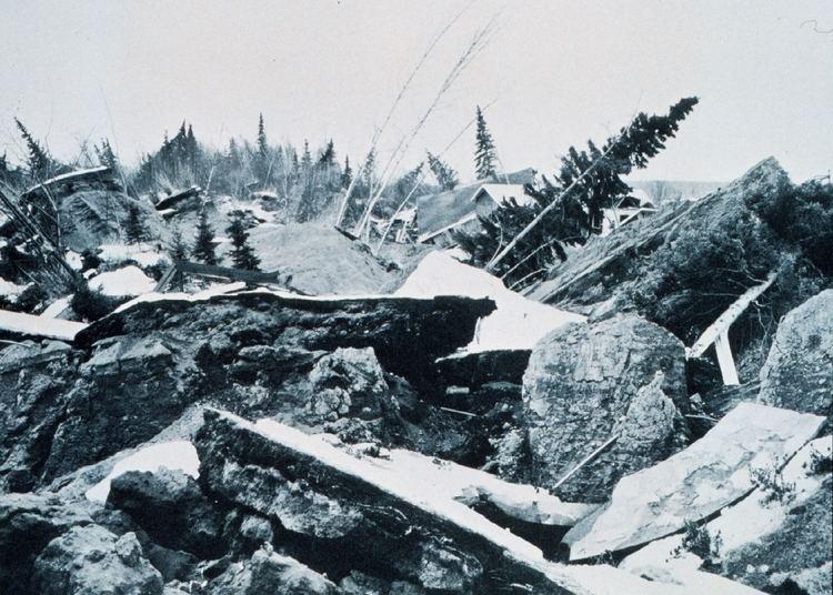 1964 Alaska earthquake 1964 Alaska earthquake Wikipedia