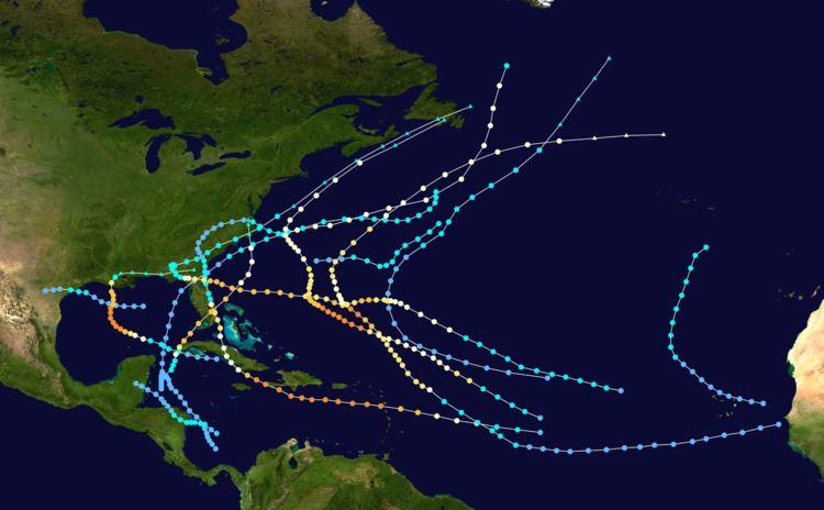 1964 Atlantic hurricane season