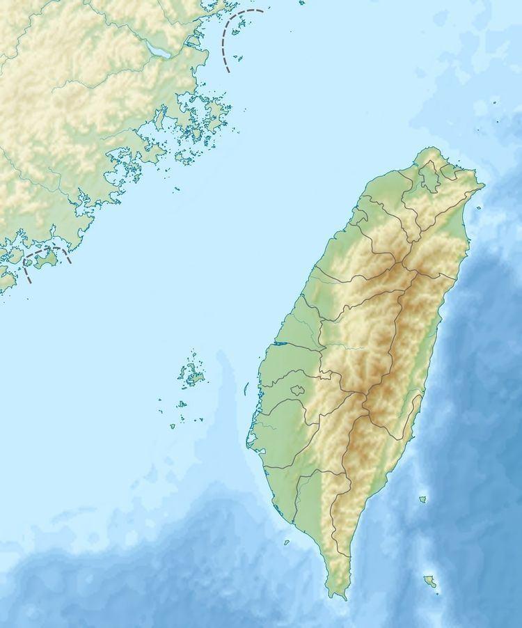 1964 Baihe earthquake