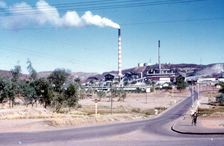 1964 Mount Isa Mines strike
