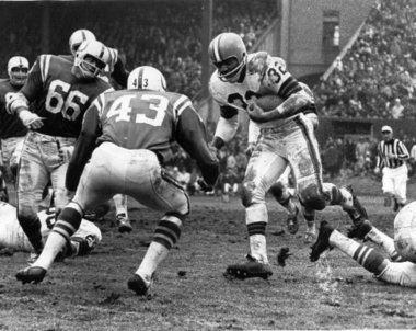 1964 NFL Championship Game Cleveland Browns fans still cherish 1964 NFL championship season