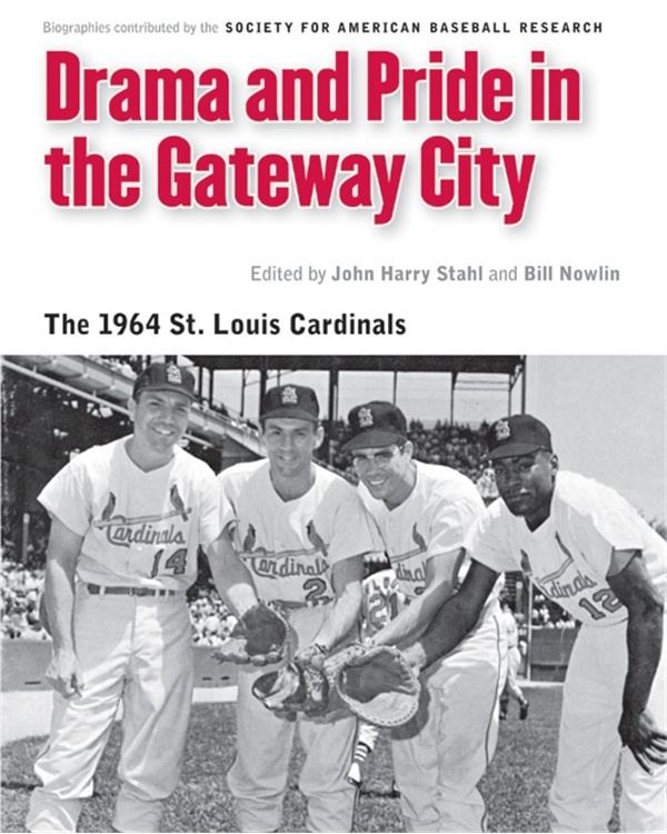 1964 St. Louis Cardinals season sabrorgsitesdefaultfilesimagesBioProjbook1