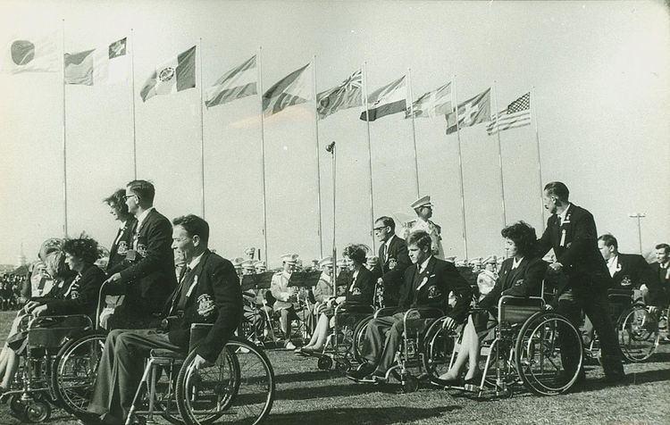 1964 Summer Paralympics