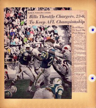 1965 American Football League Championship Game wwwremembertheaflcomimages1965ChampionshipGame