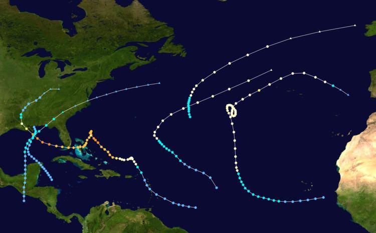 1965 Atlantic hurricane season