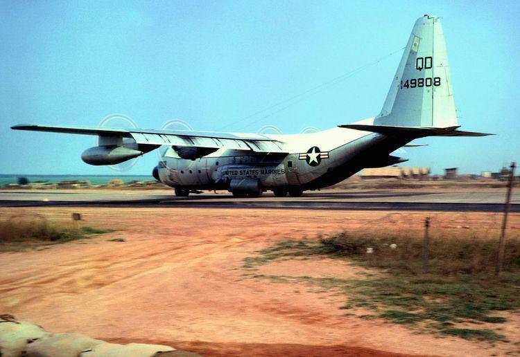 1965 Hong Kong US Marines KC-130F Crash