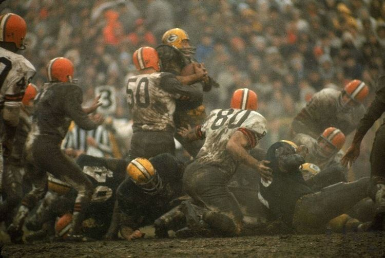 1965 NFL Championship Game 1965 NFL Championship The Rainout Blog