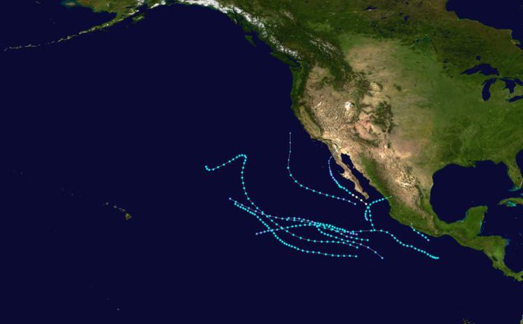 1965 Pacific hurricane season