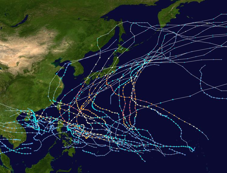 1965 Pacific typhoon season