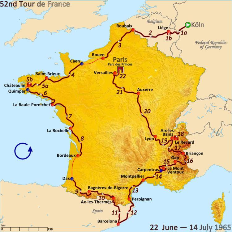 1965 Tour de France