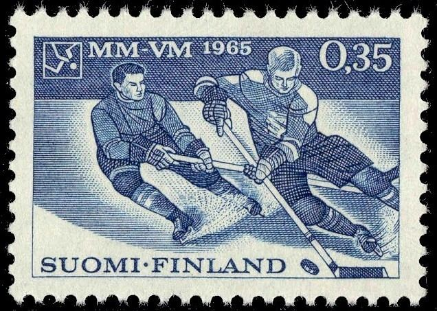 1965 World Ice Hockey Championships