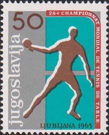 1965 World Table Tennis Championships