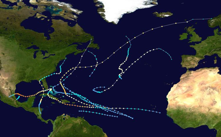1966 Atlantic hurricane season