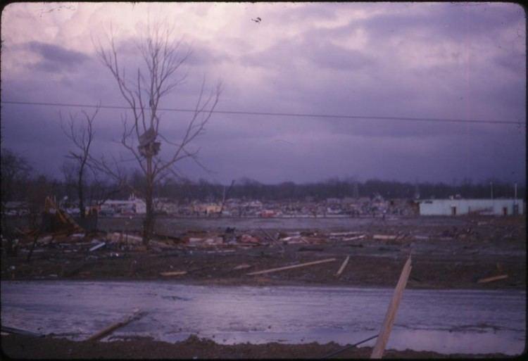 1966 Candlestick Park tornado Mississippi History Timeline 1966