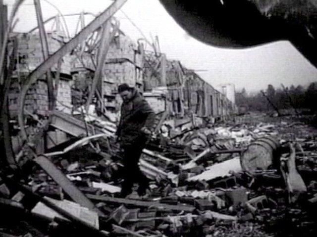 1966 Candlestick Park tornado Jackson resident remembers Candlestick Park tornado