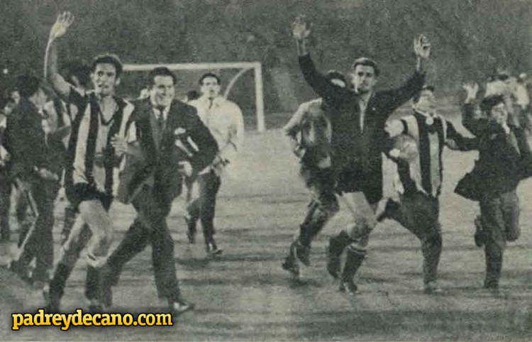 1966 Copa Libertadores Copa Libertadores 1966 Padre y Decano Club Atltico Pearol