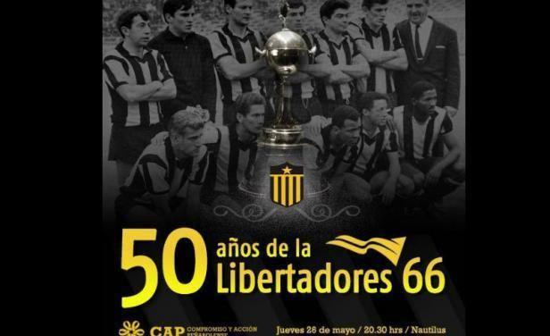 1966 Copa Libertadores A 50 aos de la Libertadores 1966