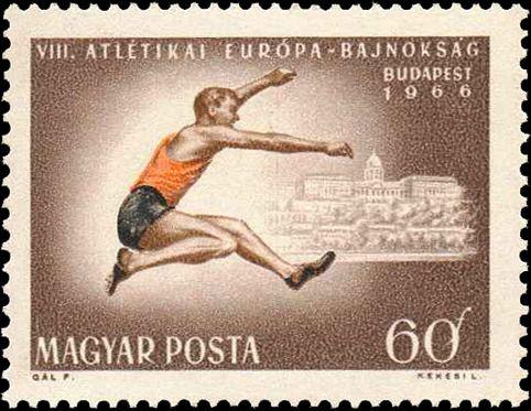 1966 European Athletics Championships – Men's long jump