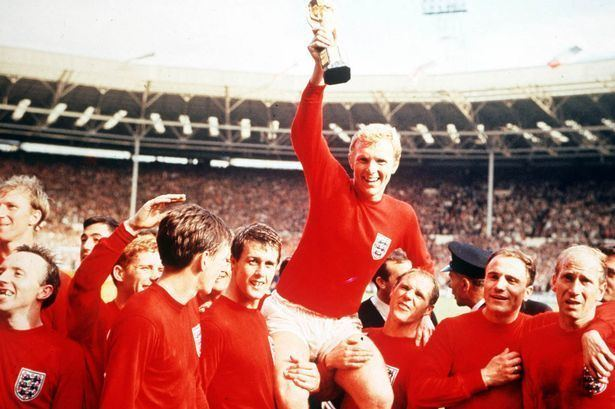 1966 FIFA World Cup Final 9 surprising facts about the 1966 World Cup in England Mirror Online