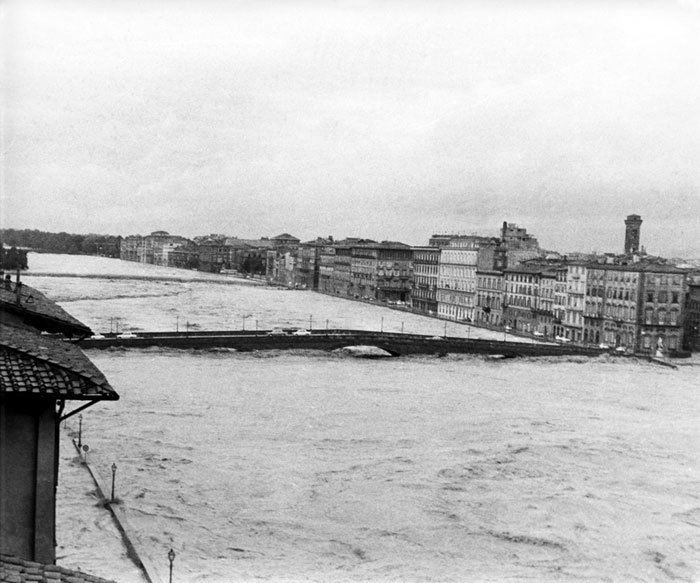 1966 flood of the Arno Letters from the Florence flood of November 4 1966 saciart