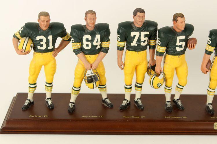 1966 Green Bay Packers season Lot Detail 1966 Super Bowl Champion Green Bay Packers 28quot x 4quot x 7