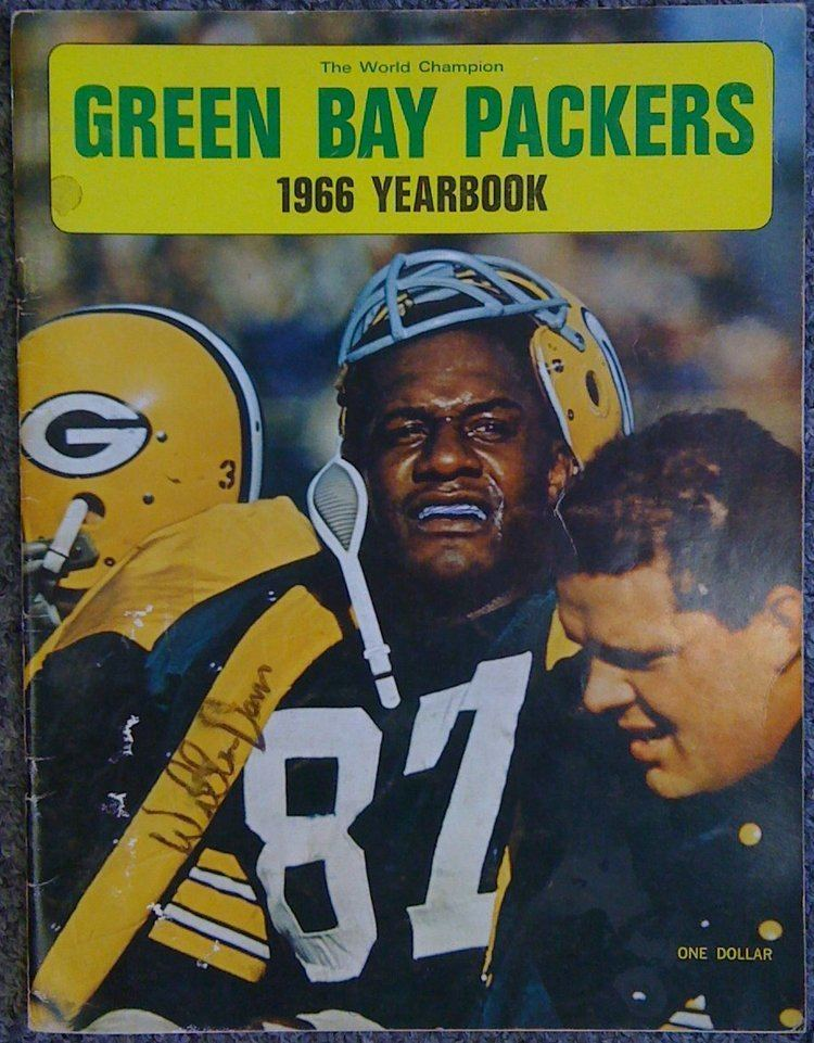 1966 Green Bay Packers season SMNCC Football Books Magazines amp Publications 1966 Green