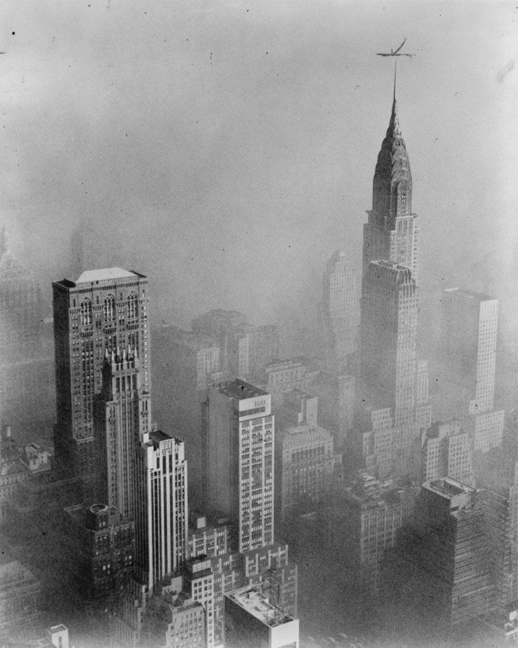 1966 New York City smog