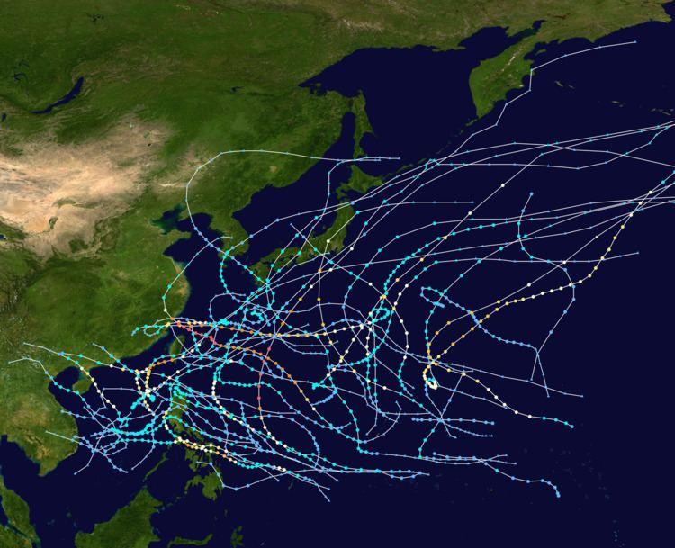 1966 Pacific typhoon season