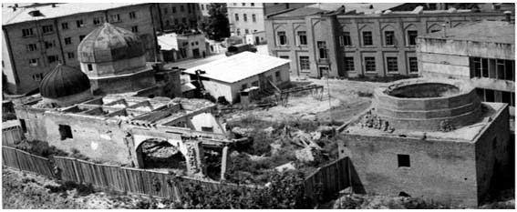 1966 Tashkent earthquake Sheikhantaur