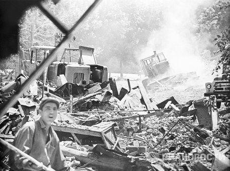 1966 Tashkent earthquake Tashkent after the April 1966 earthquake