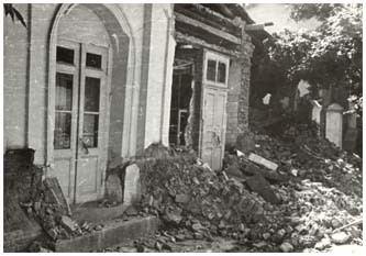 1966 Tashkent earthquake Earthquake in 1966