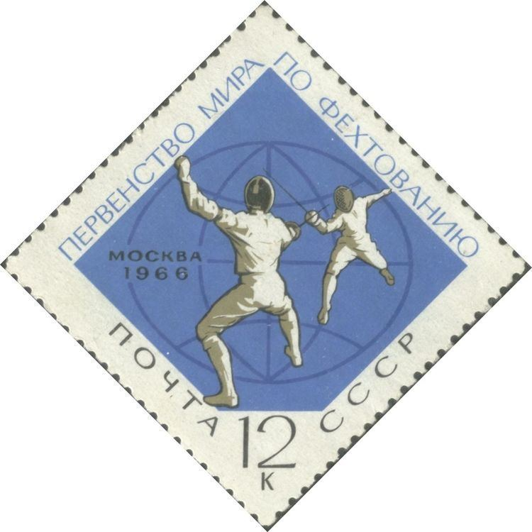 1966 World Fencing Championships