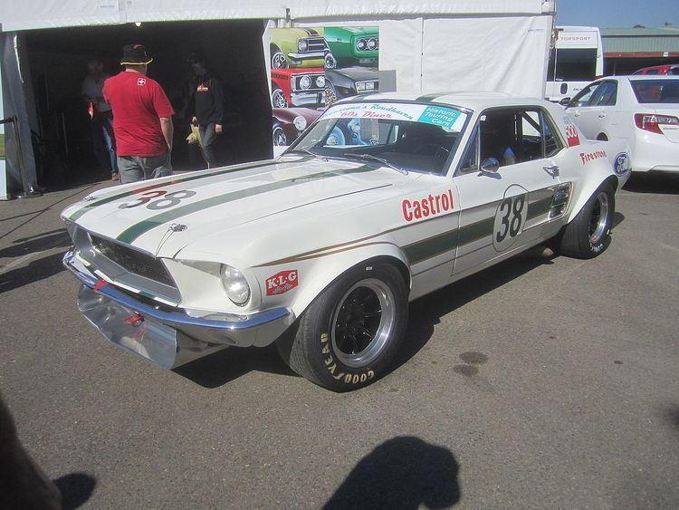 1967 Australian Touring Car Championship