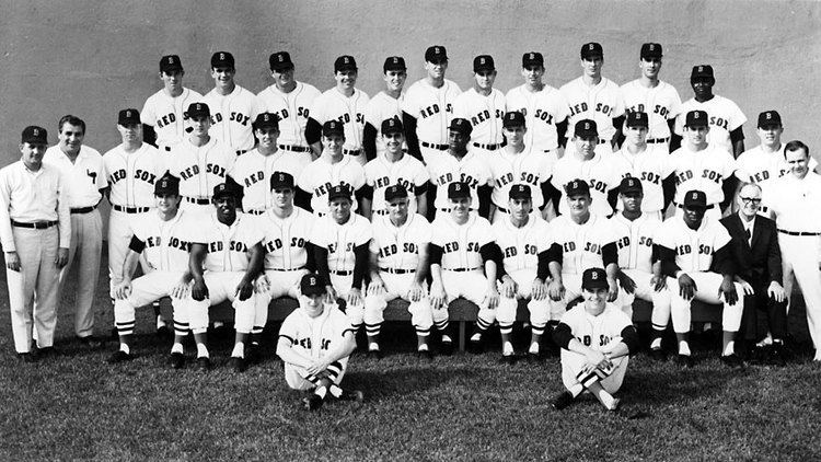 1967 Boston Red Sox season Fenway Park Through The Years Boston Red Sox