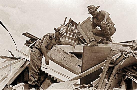 1967 Caracas earthquake RASCATEAQUI rascateaqui