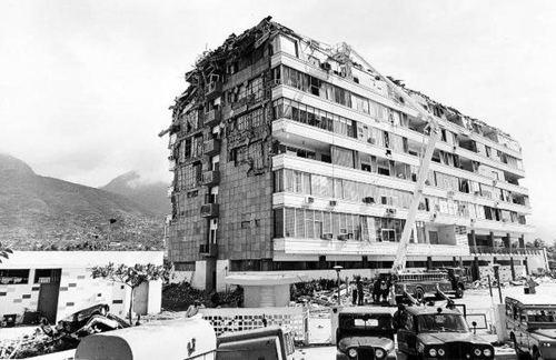 1967 Caracas earthquake caraballeda 1967 terremoto This photo is very popular in V Flickr
