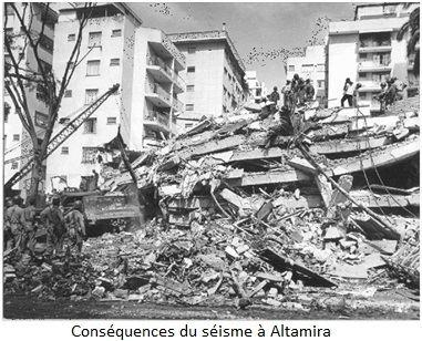 1967 Caracas earthquake SEISME CARACAS 29 JUILLET 1967 Caracasismo
